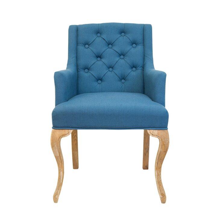 Кресло Deron blue | Кресло-стул Kingsby