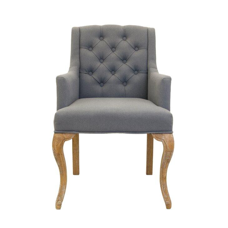 Кресло Deron grey | Кресло-стул Kingsby