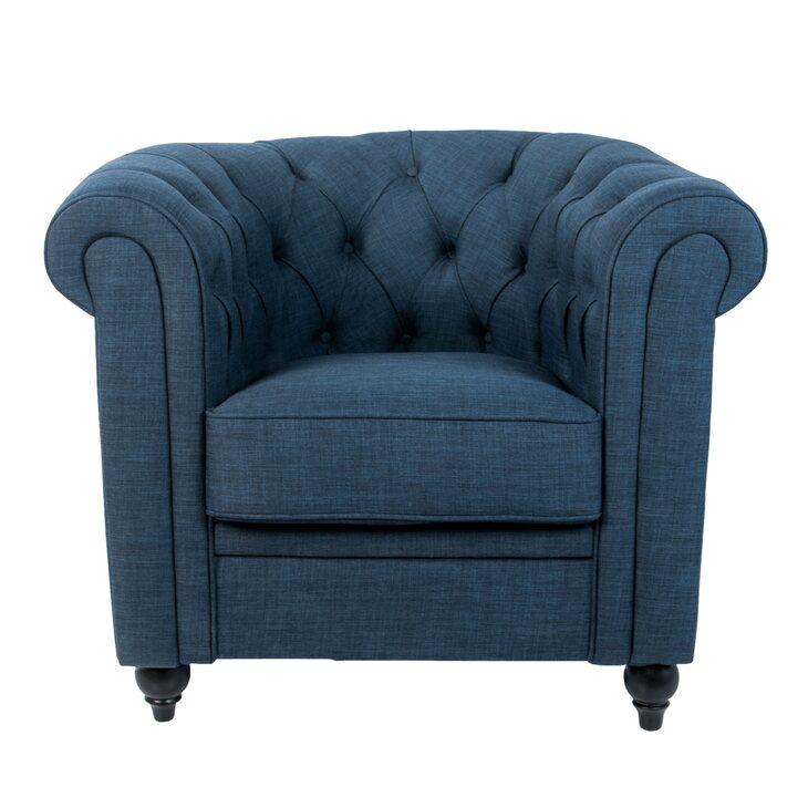 Кресло Nala blue   Каминные кресла Kingsby