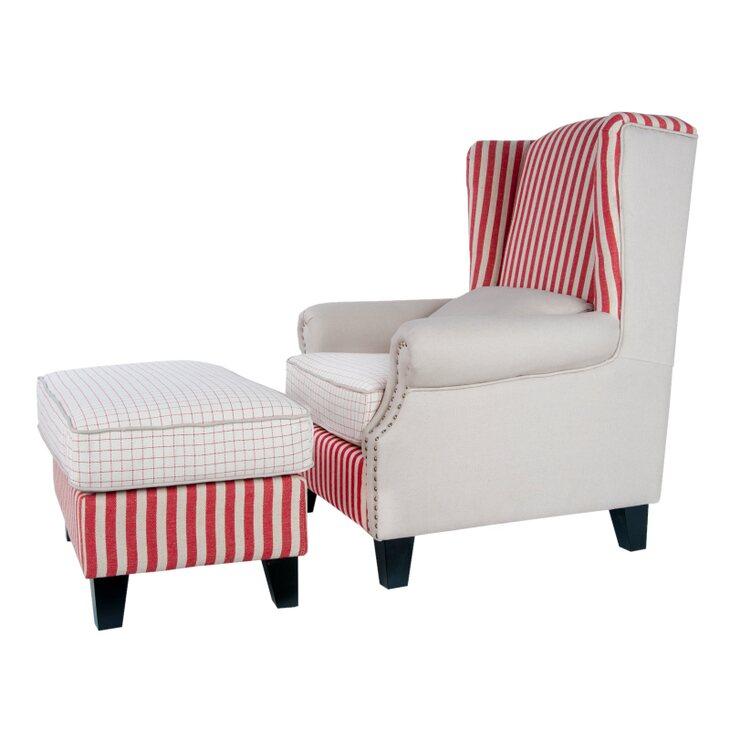 Кресло Parris | Каминные кресла Kingsby