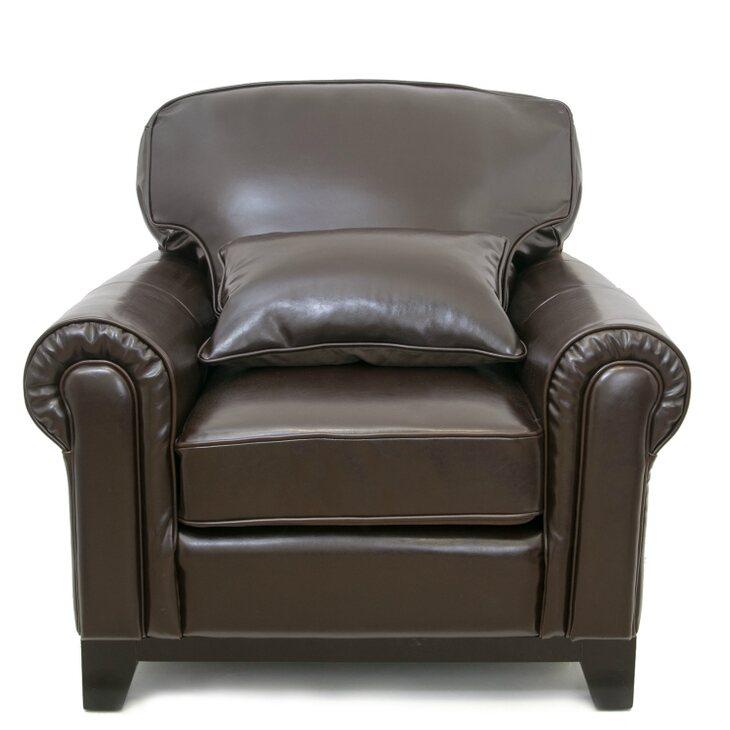 Кожаное кресло Todes | Кожаные кресла Kingsby