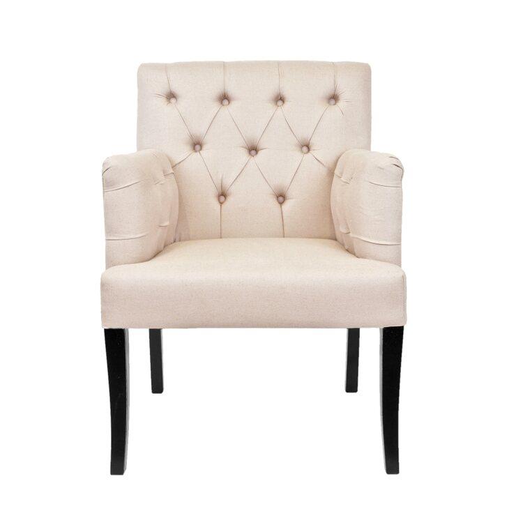 Кресло Zander white | Кресло-стул Kingsby