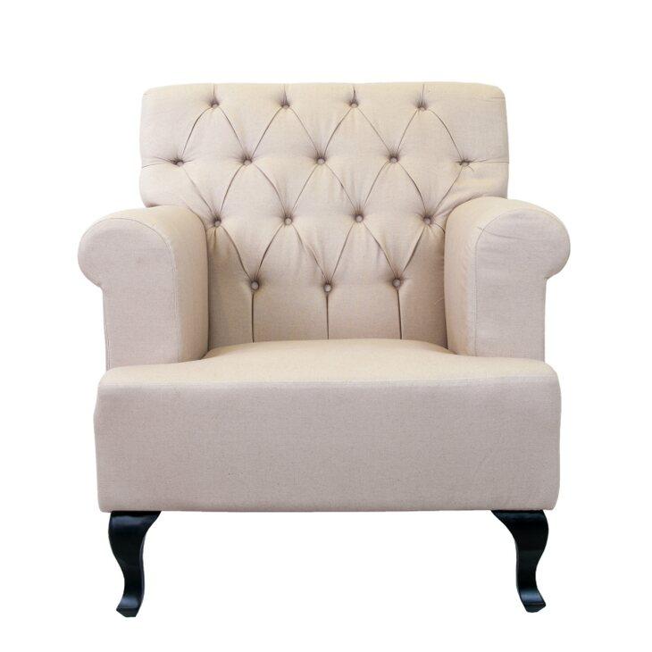 Кресло Kaniel beige   Каминные кресла Kingsby