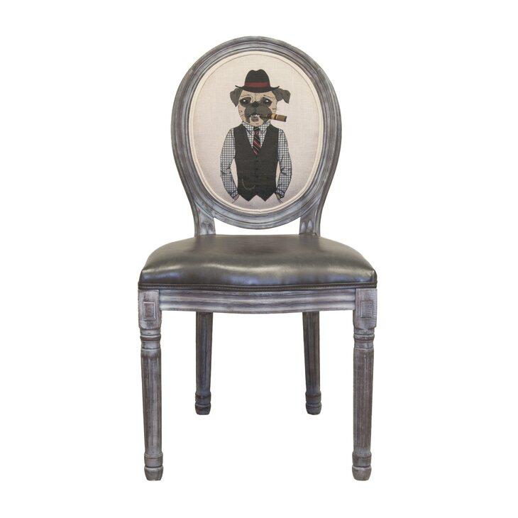 Стул Volker dog | Обеденные стулья Kingsby