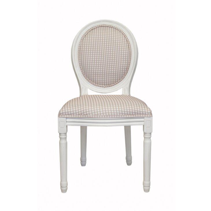 Стул Volker classik check | Обеденные стулья Kingsby