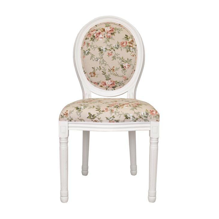 Стул Volker flower | Обеденные стулья Kingsby