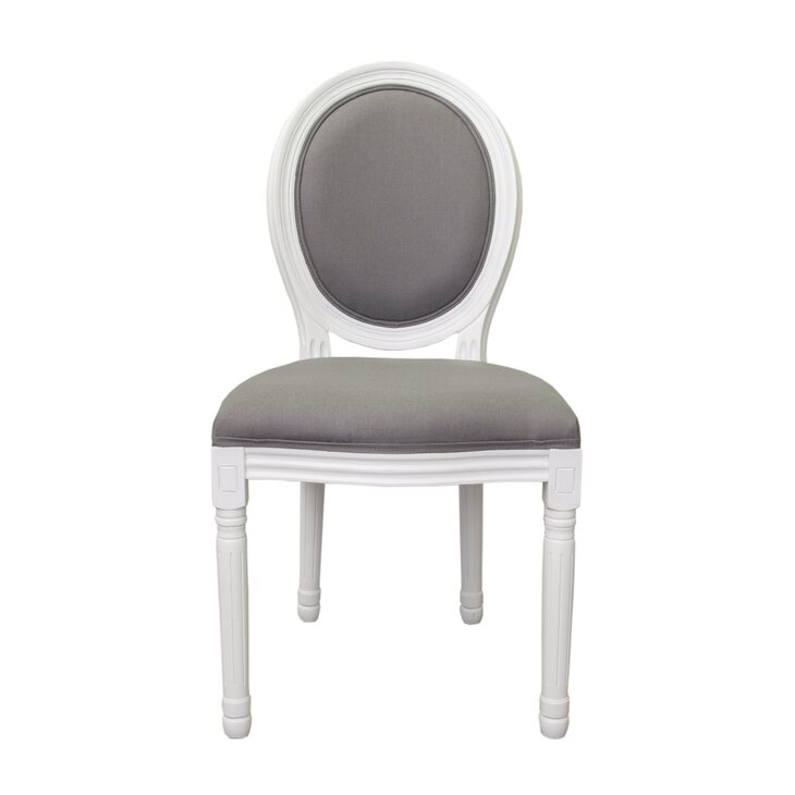 Стул Volker grey+white | Обеденные стулья Kingsby