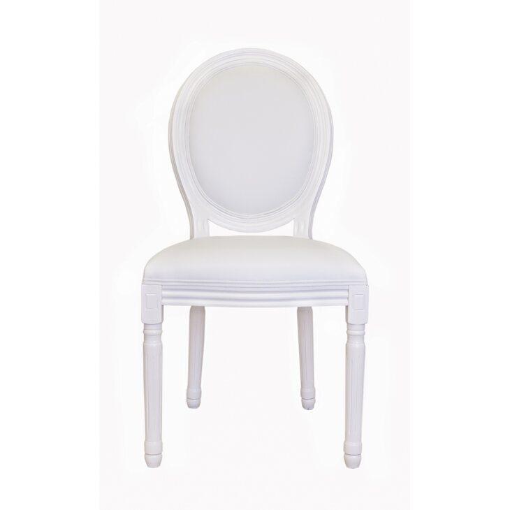 Стул Volker white | Обеденные стулья Kingsby
