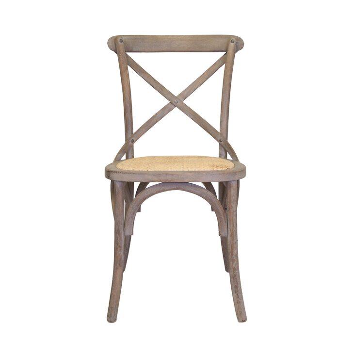 Стул Cross back old | Обеденные стулья Kingsby