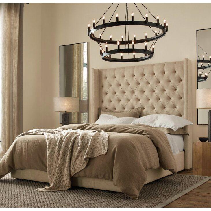 Кровать Melso | Двуспальные кровати Kingsby