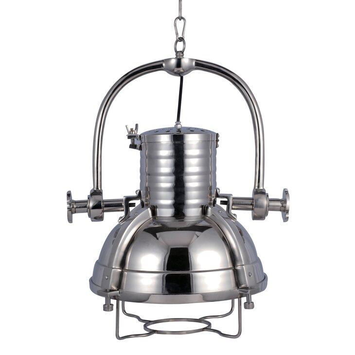 Подвесной светильник Fork Chrome | Подвесные светильники Kingsby