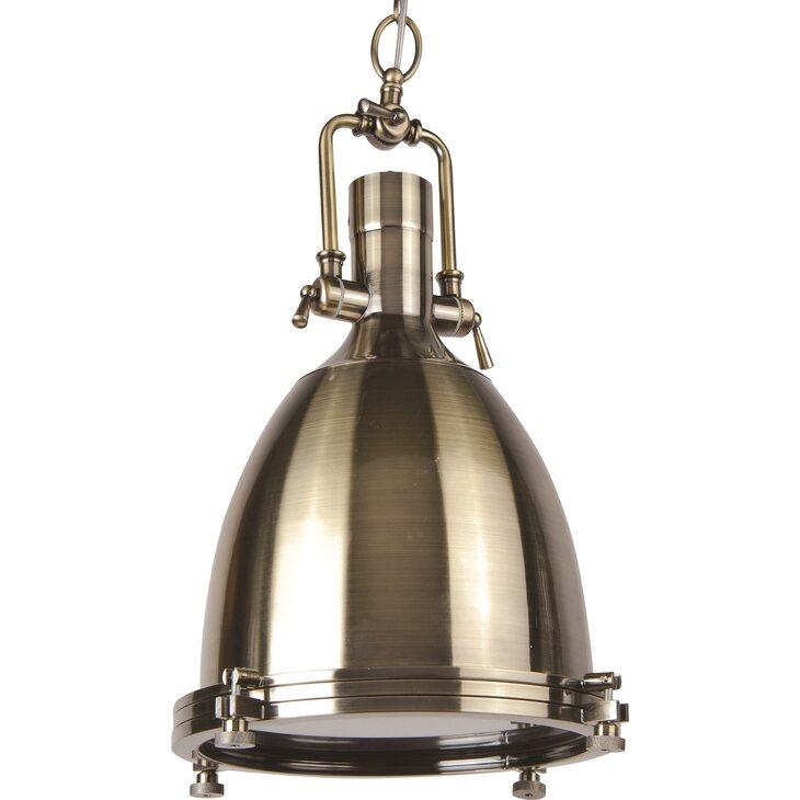 Подвесной светильник Carvey brass | Подвесные светильники Kingsby