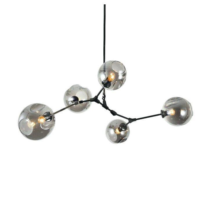 Подвесная люстра Branching 5 | Подвесные люстры Kingsby