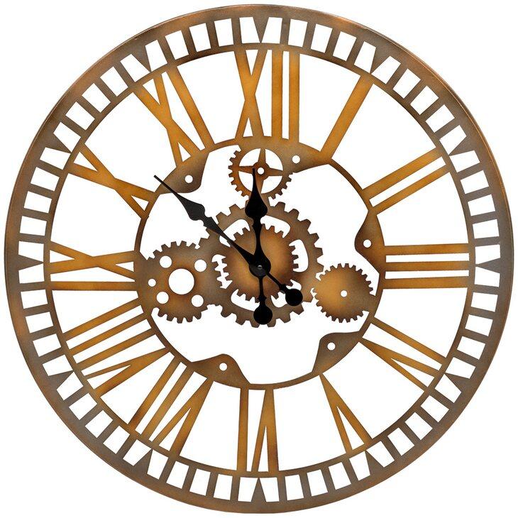 Часы «Сен-Лазар» | Настенные часы Kingsby
