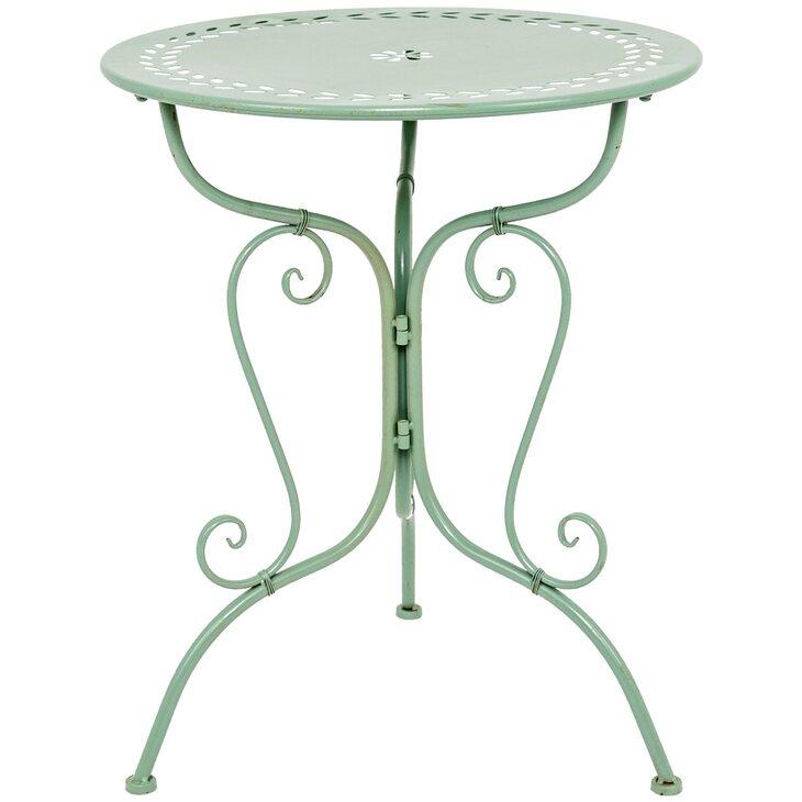 Столик для завтрака «Жарден» (мята) | Кофейные столики Kingsby