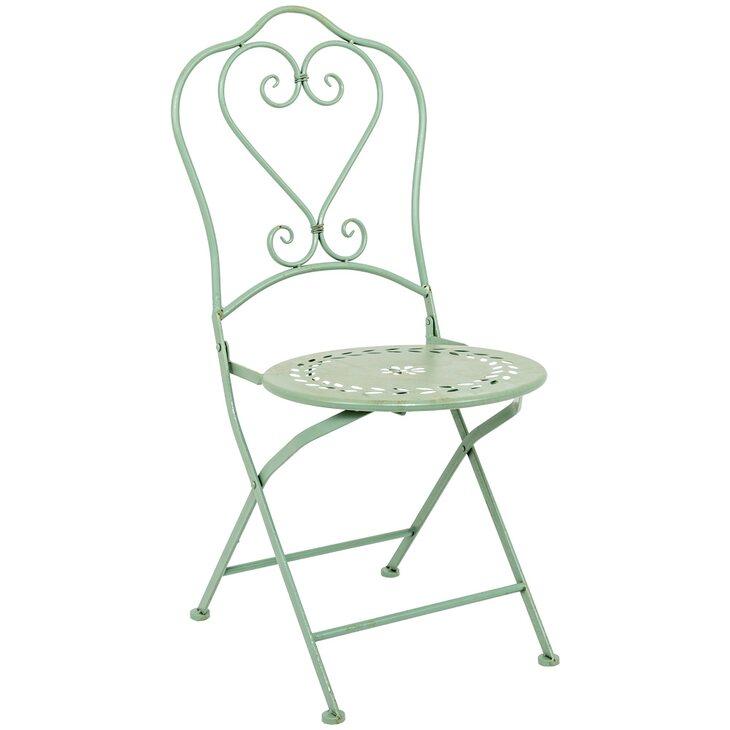 Складной стул «Жарден» (мята) | Обеденные стулья Kingsby
