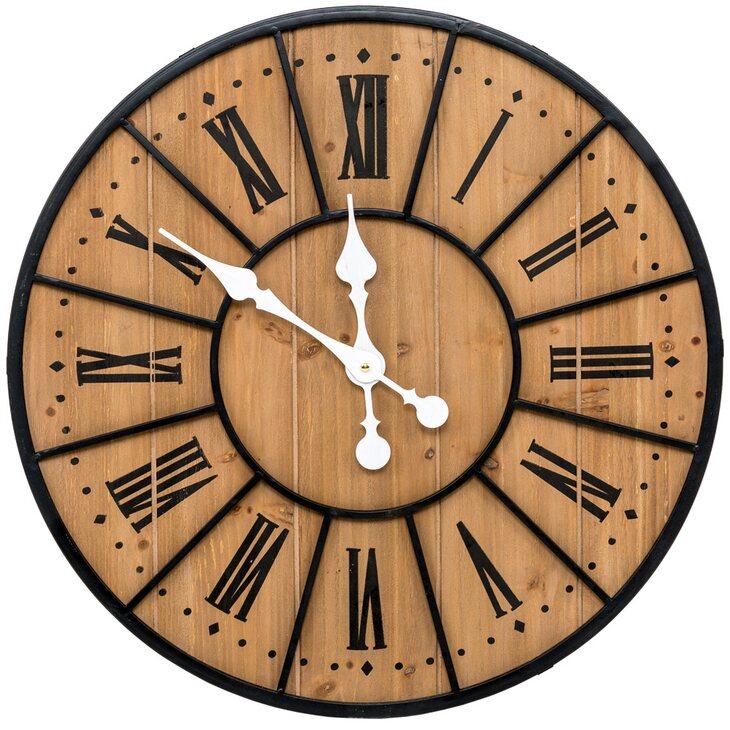 Часы «Де-Вилль» | Настенные часы Kingsby