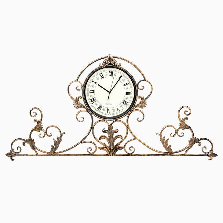 Настенные часы «Артуа» (королевская бронза) | Настенные часы Kingsby