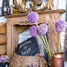 Каминный портал «Монсо» (шоколадный антик) 9 | Декор Kingsby