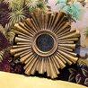 Декоративное зеркальное украшение настенное «Олимп» 2   Настенные зеркала Kingsby