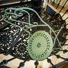 Складной стул «Жарден» (мята) 2 | Обеденные стулья Kingsby